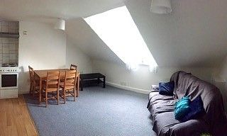 Thumbnail 1 bed flat to rent in Prescot