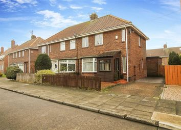 Thumbnail 2 bed semi-detached house to rent in Appletree Gardens, Whitley Bay, Tyne And Wear