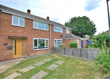 Thumbnail 4 bed semi-detached house to rent in Church End, Cherry Hinton, Cambridge