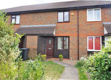 Thumbnail 2 bed terraced house for sale in Morgan Drive, Greenhithe