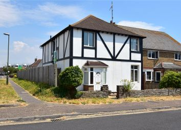 Thumbnail 4 bed detached house for sale in Chester Avenue, Lancing, West Sussex