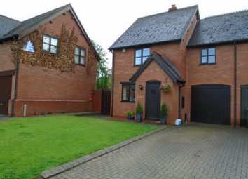 Thumbnail 3 bed semi-detached house for sale in Bridgeman Court, Weston-Under-Lizard, Shifnal