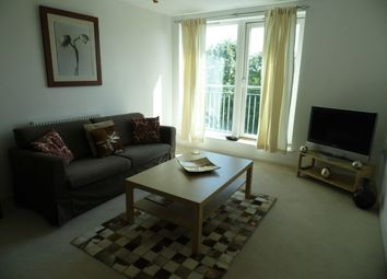 Thumbnail 1 bed flat to rent in Trelawney House, Trinity Street, St Austell, Cornwall