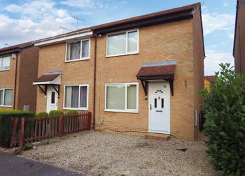 Thumbnail 2 bedroom semi-detached house to rent in Marjoram Close, Swindon, Wiltshire