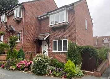 Thumbnail 1 bed end terrace house for sale in Faircross Avenue, Weymouth