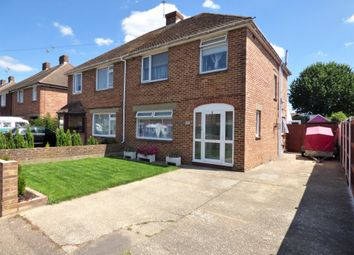 Thumbnail 3 bed semi-detached house for sale in Frith Road, Bognor Regis