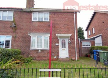 Thumbnail 2 bed terraced house to rent in Emmerson Square, Thornley, Durham