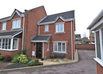 Thumbnail 2 bed end terrace house for sale in Cleeve Lake Court, Bishops Cleeve, Cheltenham