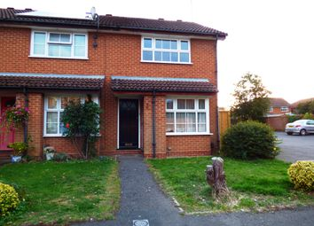 Thumbnail 2 bed end terrace house to rent in Fordham Way, Lower Earley