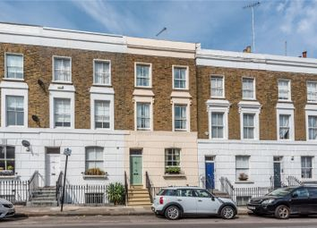Thumbnail 1 bed flat to rent in Packington Street, London