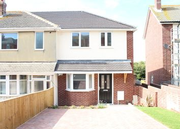 Thumbnail 3 bed end terrace house for sale in Chickerell Road, Chickerell, Weymouth