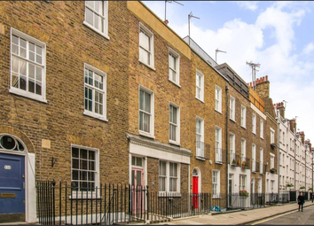 Thumbnail 4 bedroom terraced house to rent in Homer Street, Marylebone