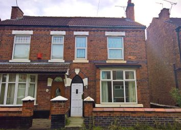 Thumbnail 2 bed terraced house to rent in Buxton Avenue, Crewe, Cheshire