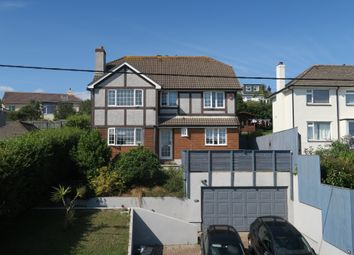Thumbnail 4 bed detached house for sale in Underlane, Plymstock, Plymouth.