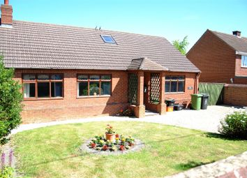 Thumbnail 4 bedroom detached bungalow for sale in Carisbrook Terrace, Chiseldon, Swindon