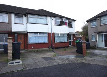 Thumbnail 1 bed semi-detached house to rent in Winton Close, Edmonton