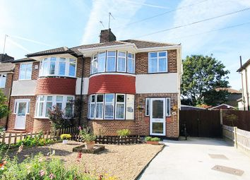 Thumbnail 4 bed semi-detached house for sale in Ryecroft Road, Petts Wood, Orpington, Kent