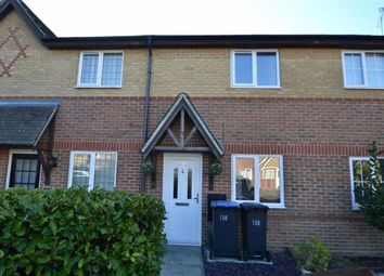 Thumbnail 2 bed terraced house for sale in Coalport Close, Church Langley, Harlow, Essex