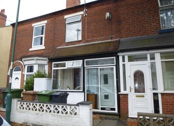 Thumbnail 2 bed property to rent in Pargeter Street, Walsall