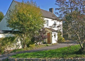 Thumbnail 4 bed detached house for sale in Defynnog, Brecon