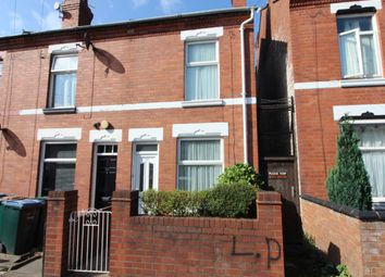 Thumbnail 2 bed end terrace house to rent in St Michaels Road, Stoke, Coventry