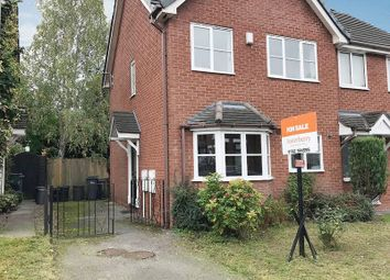 Thumbnail 3 bed semi-detached house for sale in Erskine Street, Dresden, Stoke-On-Trent, Stafforshire