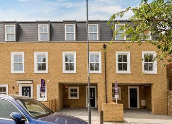 Thumbnail 3 bed town house for sale in Ripon Road, Woolwich, London