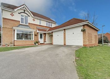 Thumbnail 4 bed detached house for sale in Tranby Park Meadows, Hessle