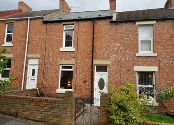 Thumbnail 2 bedroom terraced house for sale in Lesbury Street, Lemington, Newcastle Upon Tyne