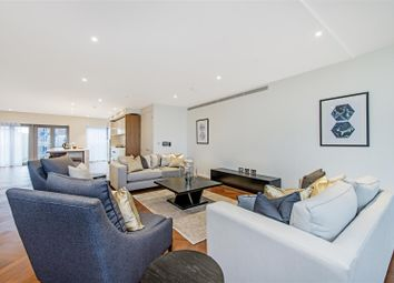 Thumbnail 3 bedroom flat to rent in Capital Building, Embassy Gardens, Nine Elms, London