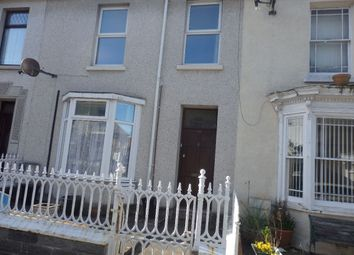 Thumbnail 2 bedroom flat to rent in Coldstream Street, Llanelli