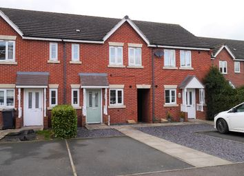 Thumbnail 2 bed terraced house for sale in Halifax Drive, Melton Mowbray