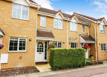 Thumbnail 2 bed terraced house for sale in Honeysuckle Close, Biggleswade, Bedfordshire, England
