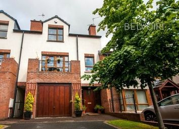Thumbnail 3 bed town house to rent in Redwood Dale, Dunmurry, Belfast