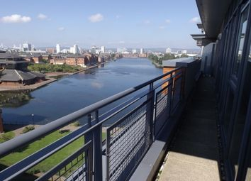 Thumbnail 2 bed flat to rent in Galleon Way, The Water Quarter, Cardiff Bay