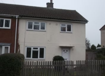 Thumbnail 3 bed semi-detached house to rent in Kitwood Avenue, Dordon, Tamworth