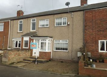 Thumbnail 3 bed terraced house for sale in Back Mowbray Terrace, Choppington