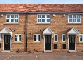 Thumbnail 2 bed terraced house to rent in Pools Brook Park, Kingswood, Hull
