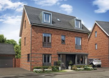Thumbnail 5 bedroom detached house for sale in Little Colliers Field, Great Oakley, Corby, Northamptonshire