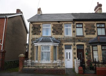 Thumbnail 3 bed semi-detached house for sale in Lyne Road, Risca, Newport.