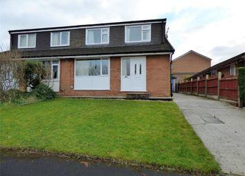 Thumbnail 3 bed semi-detached bungalow for sale in Durham Road, Wilpshire, Blackburn, Lancashire