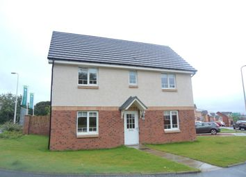 Thumbnail 4 bed detached house to rent in Wilkie Drive, Holytown, Motherwell