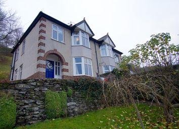 Thumbnail 3 bed semi-detached house for sale in Fron Bache, Llangollen