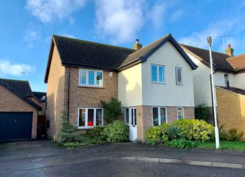 4 bed detached house for sale in Caswell Mews, Chelmer Village, Chelmsford CM2