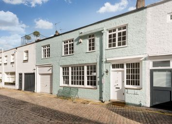 Thumbnail 2 bed terraced house for sale in Victoria Grove Mews, London