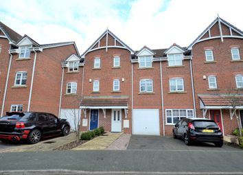 Thumbnail 4 bedroom town house for sale in Iona Crescent, Widnes i