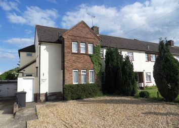 Thumbnail 4 bed terraced house for sale in Loring Road, West Dunstable, Bedfordshire
