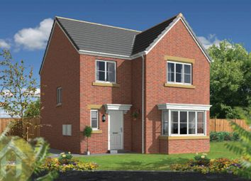 Thumbnail 4 bedroom detached house for sale in Plot 73 Woodshaw Meadows, Royal Wootton Bassett, Swindon
