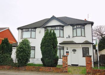 Thumbnail 4 bed detached house for sale in Larkfield Road, Aigburth, Liverpool
