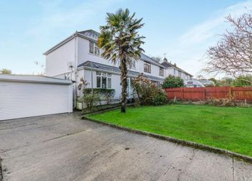 Thumbnail 4 bed semi-detached house for sale in Kergilliack Road, Falmouth, Cornwall